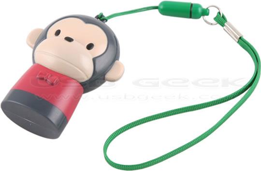 USB Monkey SDHC Card Reader