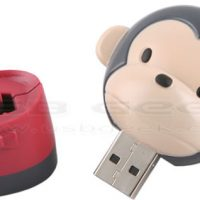 USB Monkey SDHC Card Reader