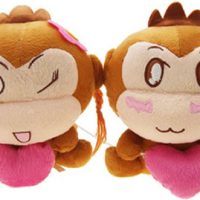 Plush Monkey USB Speakers