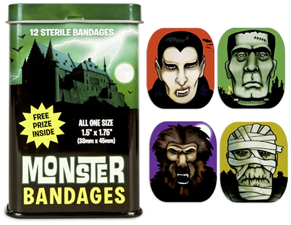 Monster Bandages