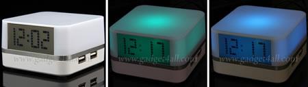 USB Moody Clock Hub