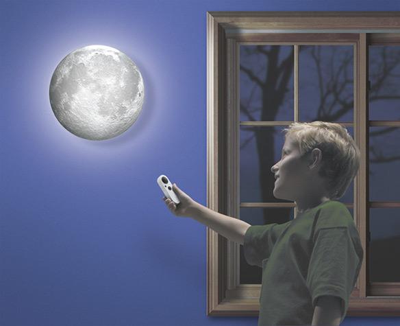 Moon In My Room Light-up Moon