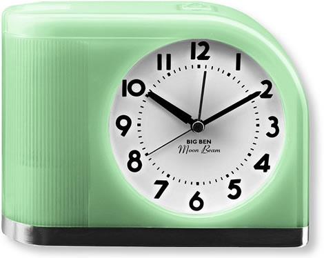 Moonbeam Clock