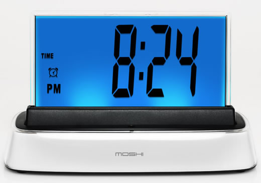 Moshi IVR digital alarm clock