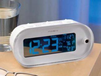 Voice-Activated Alarm Clock
