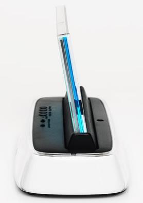 Moshi IVR digital alarm clock