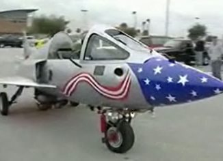 Motorcycle Mini Jet