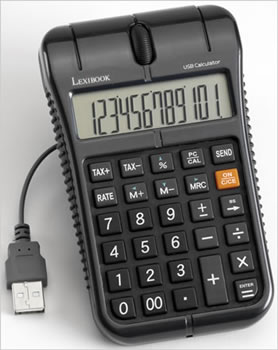 USB Mouse Calculator