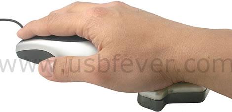Wrist Pad Mouse