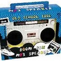 MP3 Boombox Speaker