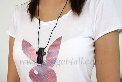 Cross Necklace MP3 Player