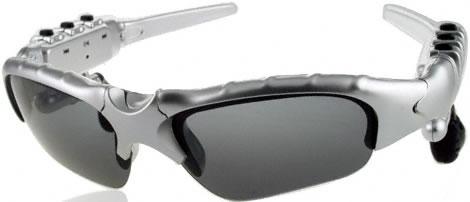 Bluetooth MP3 Sunglasses