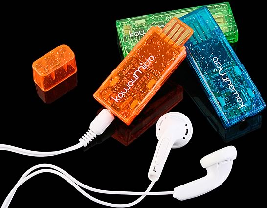 MP3 Player with USB Card Reader