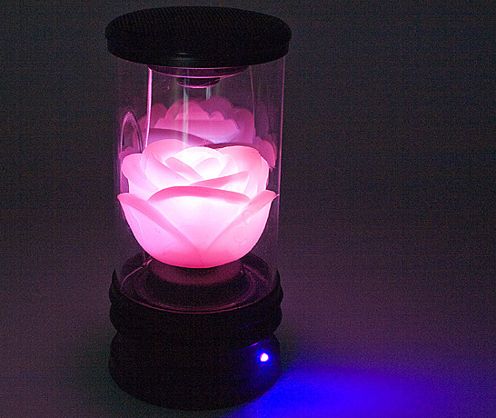 USB Rose Speaker with MP3 Player