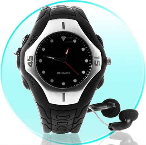 MP3 Watch