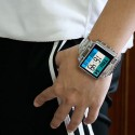 Multimedia Watch with Camcorder