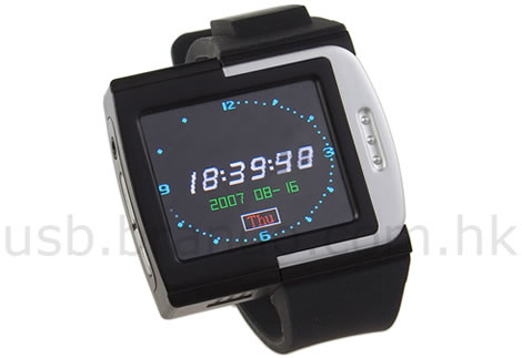 MP4 Watch II