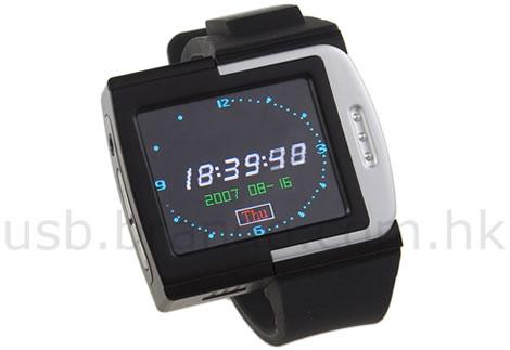 MP4 Watch II