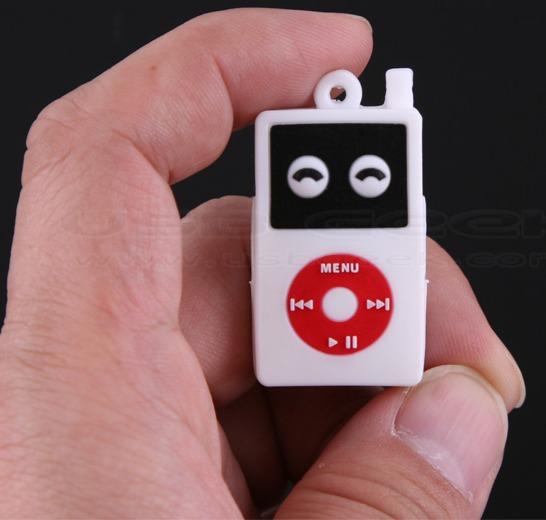 Mr. Pod USB Flash Drive