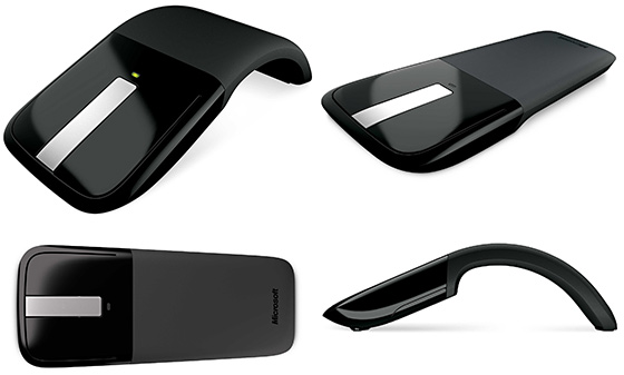 MS Arc Touch Mouse