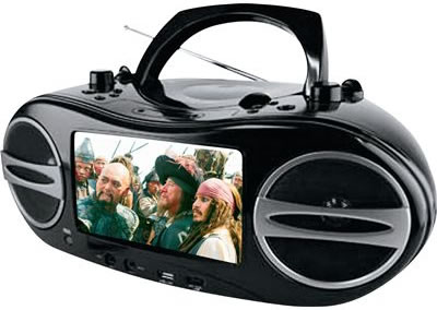 Multimedia Boombox