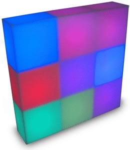 Multicolor LED Panel