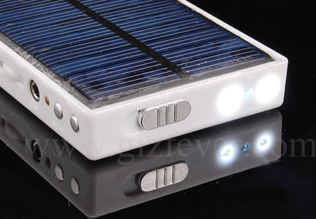 Multifunctional Digital Solar Charger