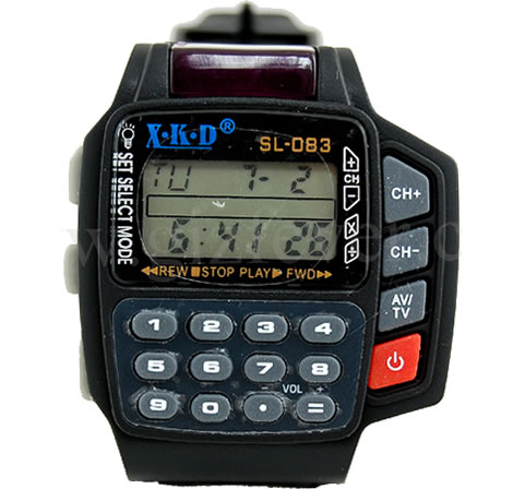 Multimedia Remote Watch