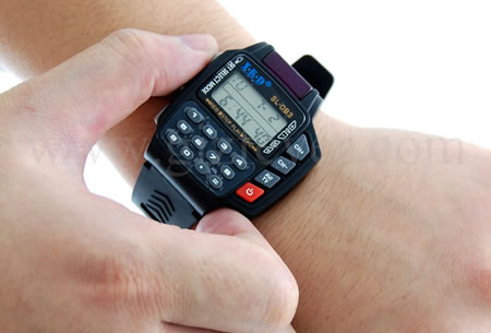 Multimedia Remote Watch
