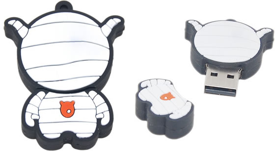 Devil Mummy USB Drive