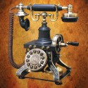museum replicas Steampunk Telephone