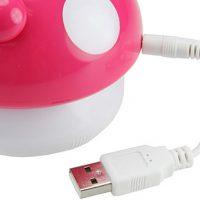 Mini Mushroom USB Massager