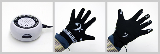 Music Gloves