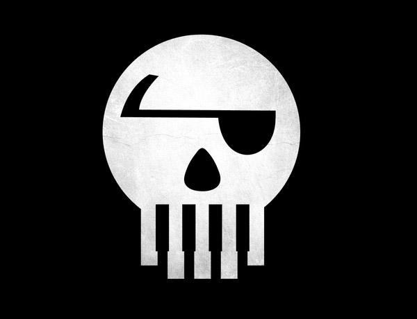 Music Piracy T-shirt