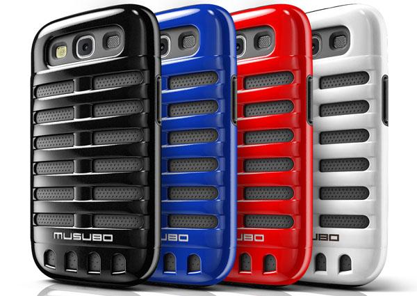 musubo retro samsung S3 case