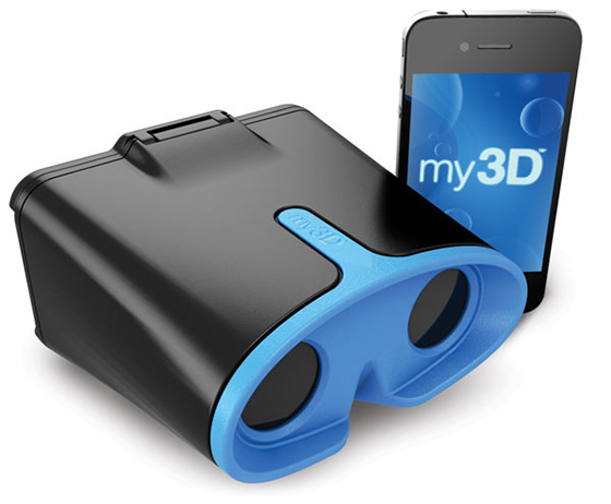 my3D iPhone iPod Touch 3D Viewer