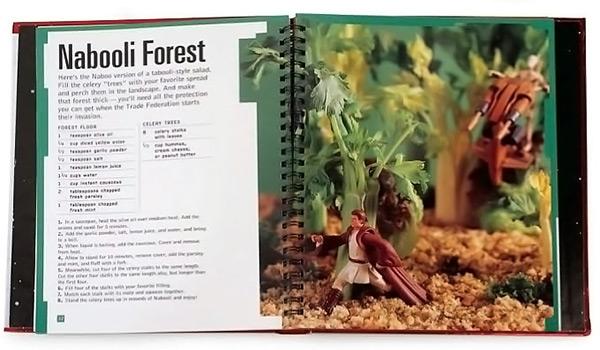 Nabooli Forest Recipe