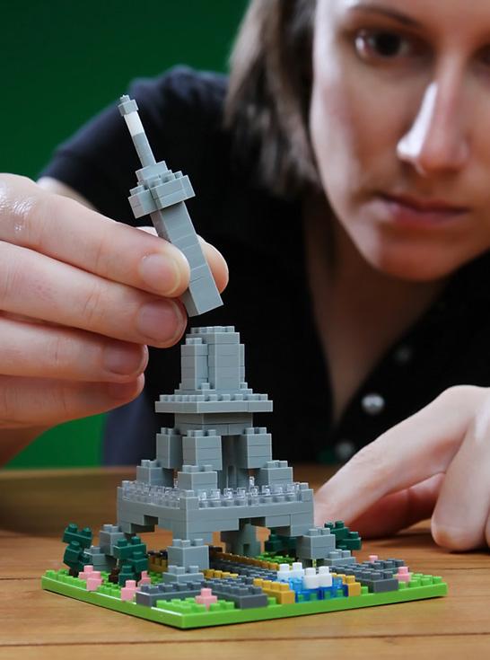 Nano Blocks - Like Mini Legos