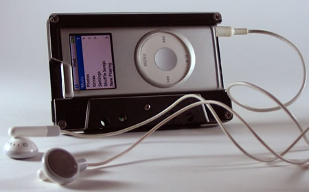 iPod Cassette Tape Case