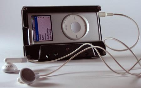 iPod Cassette Tape Case