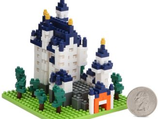 NanoBlock Micro Building Blocks