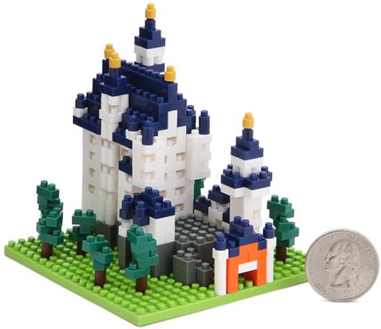 NanoBlock Micro Building Blocks