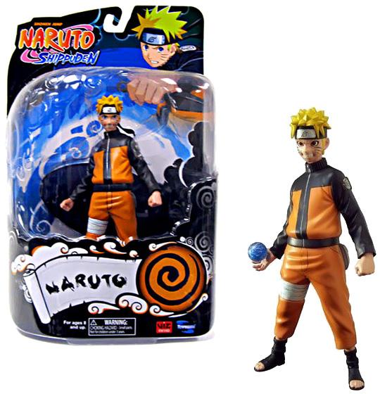 Naruto Shippuden 6 Inch Series 1 Naruto Figure
