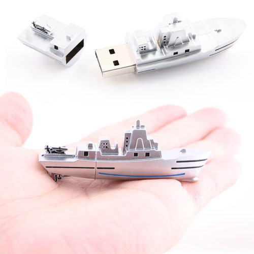 naval ship flash drive