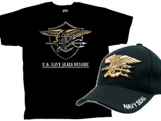 U.S. Navy Seals Clothing