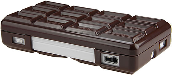 Nintendo DS Lite Chocolate Case