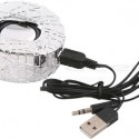 Bird's Nest USB Speaker - Silver