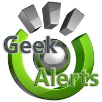 New GeekAlerts Logo