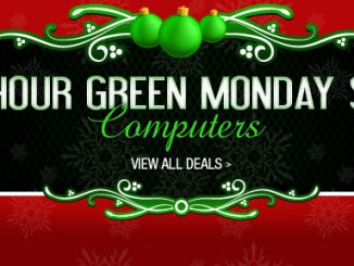 Newegg Green Monday Deals 2012