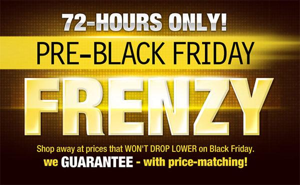 Newegg Pre-Black Friday Sale